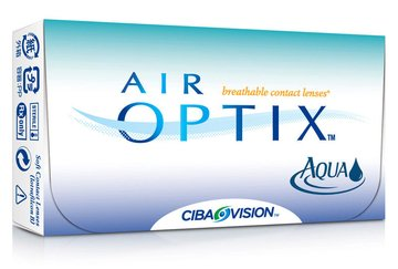 Air Optix Aqua(6 линз)